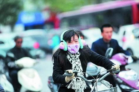 寒冬鼻炎加剧 专家提醒:要及早防范
