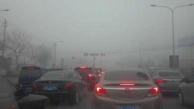 雾霾阴雨天气伤鼻子 过敏性鼻炎不可小觑