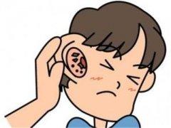 成都外耳道炎的危害有多大?
